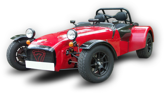 Caterham Build Blog