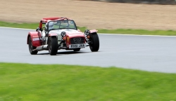 Caterham 7 Academy Race Car Brands Hatch