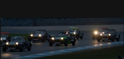 Caterham Academy Autumn Trophy at Donington