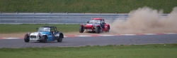 Caterham Race Snetterton Roadsports 2013
