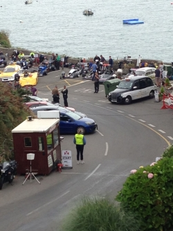 Jersey Hillclimb Bouley Bay 2013 August