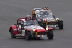 Caterham, Race, Silverstone, Michael Downing, Mark Forrest