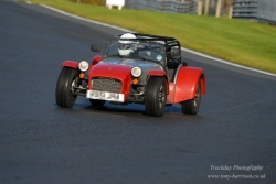 Caterham 7 at Oulton Park
