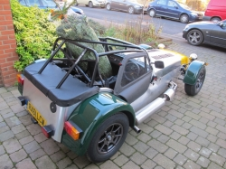 Christmas Tree Collection, Caterham Style