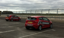 Castle Combe Race School Cars - Ford Fiesta Zetec S